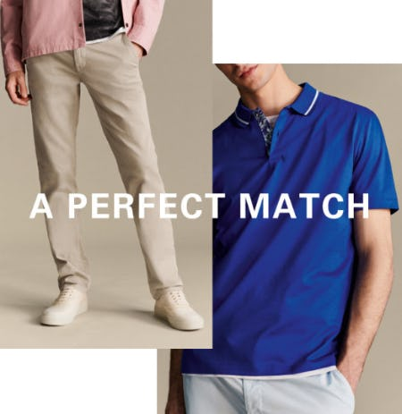 The Perfect Pair from Hugo Boss