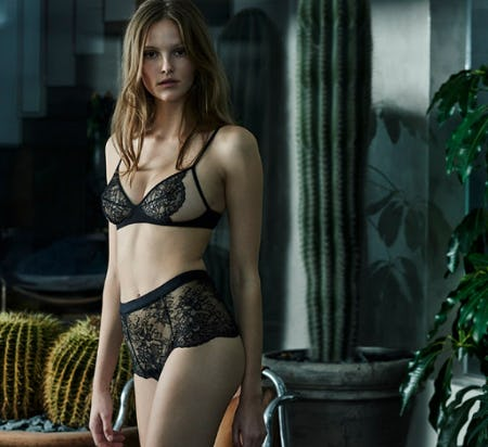 New Arrivals: Modern Glamour from La Perla