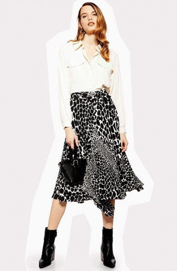 Show-Stopping Skirts from Topshop