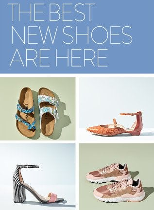 The Best New Shoes are Here