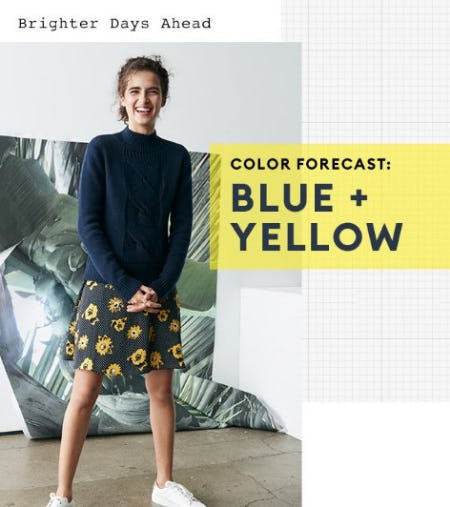These are the Colors You've Been Waiting for from Banana Republic