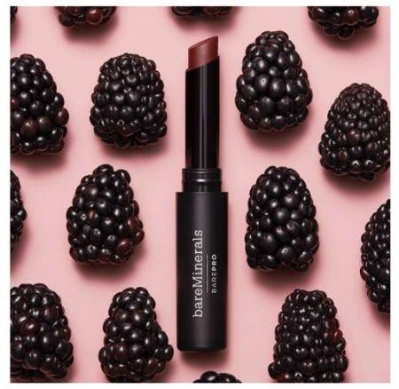 The BAREPRO Longwear Lipstick from bareMinerals