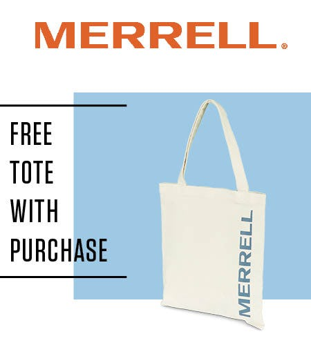 FREE MERRELL GIFT
