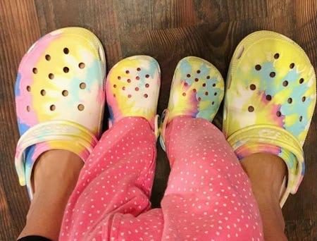 Kids in Crocs from Crocs