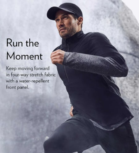 Run the Moment from lululemon