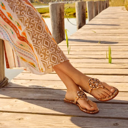 Shop the Tory Burch Sandal Shop from Tory Burch