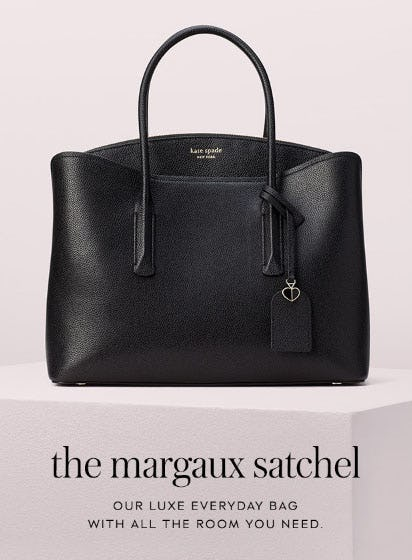 The Margaux Satchel from kate spade new york