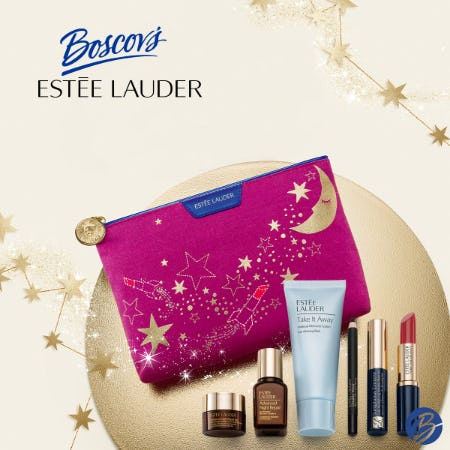 Estée Lauder Gift with Purchase from Boscov's