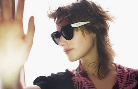 New In: Feels Like Prada from Sunglass Hut
