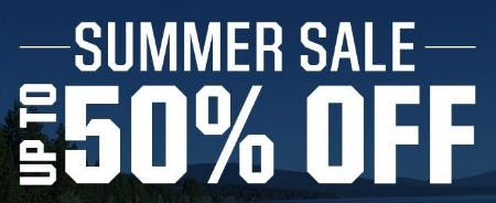 Summer Sale up to 50% Off from Dick's Sporting Goods
