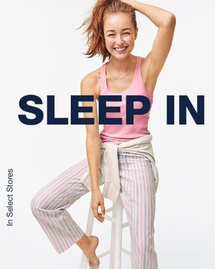 Your Favorite PJs from Gap