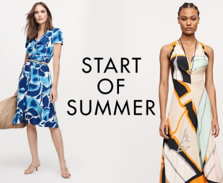 Fresh Summer Styles from Diane von Furstenberg