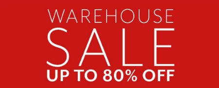 Warehouse Sale Up to 80% Off from Sur La Table