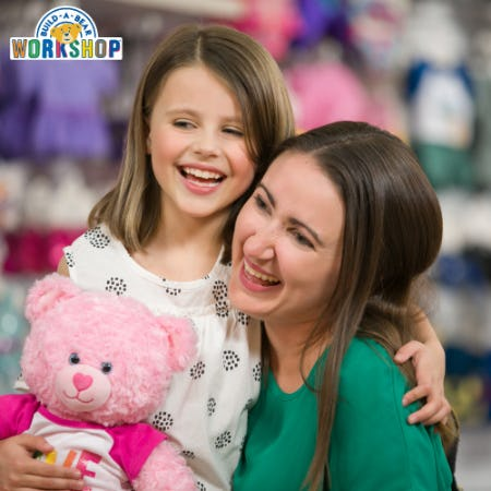 Count Your Candles® Sweepstakes and Pay Your Age® Limited Ticket Offer from Build-A-Bear Workshop! from Build-A-Bear Workshop