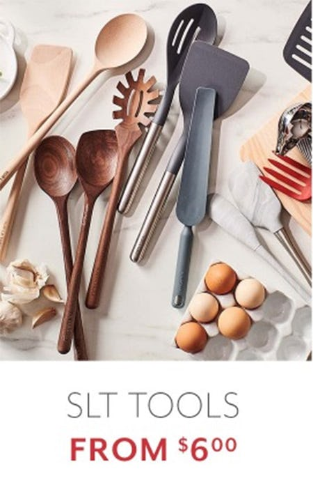 SLT Tools from $6.00 from Sur La Table