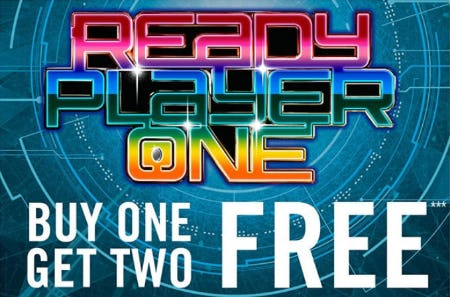 B1G2 Free Ready Player One from Hot Topic