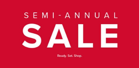 Semi-Annual Sale from New Balance