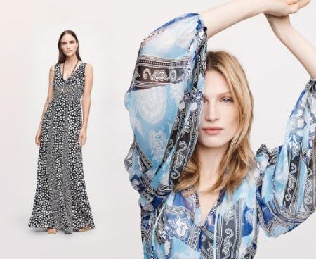The Summer of Dresses from Diane von Furstenberg