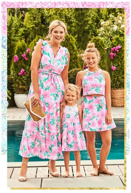 Special Looks for Special Days from Lilly Pulitzer