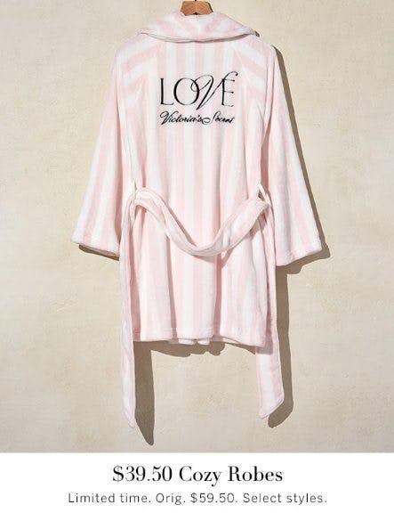 $39.50 Cozy Robes