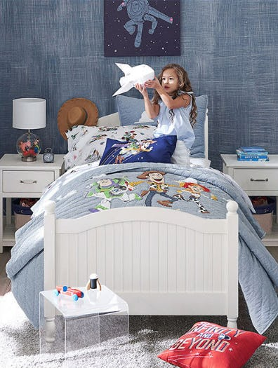 The Toy Story Collection from Pottery Barn Kids