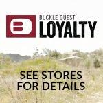 Buckle Guest Loyalty