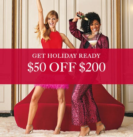 $50 Off $200 from Neiman Marcus