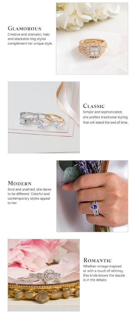 A Bridal Style for Every Bride