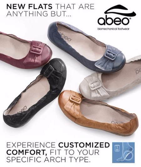 New ABEO B.I.O. System Flats