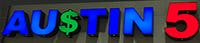 Austin 5 Logo