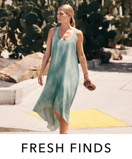 Fresh Finds from Athleta