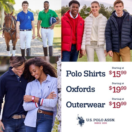 Us Polo Assn from U.S. Polo Assn.