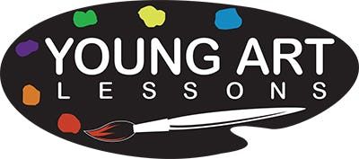 Young Art Lessons Logo