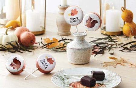 Seasonal Gifts They'll Fall For from See's Candies