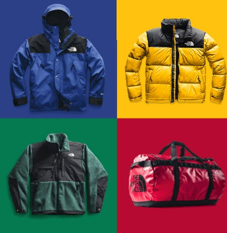 The North Face Icons from The North Face