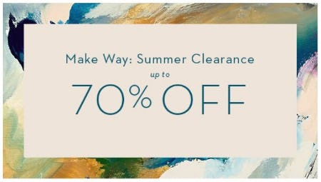 Summer Clearance up to 70% Off from Z Gallerie