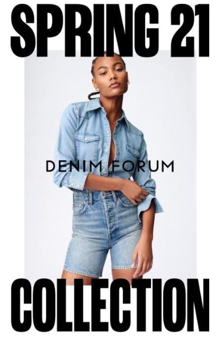 Denim Forum Spring 21