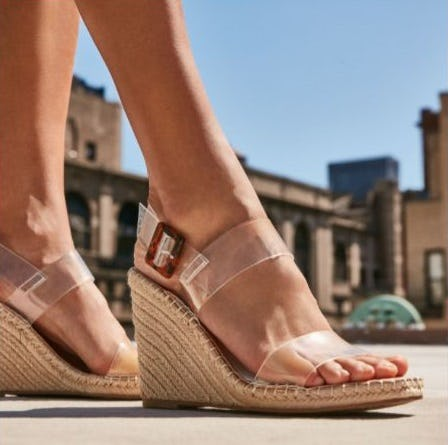 The Top Trend You Need: Clear from Steve Madden