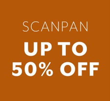 Scanpan Up to 50% Off from Sur La Table