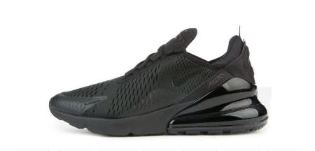Men's Nike Air Max 270 Black from Shiekh