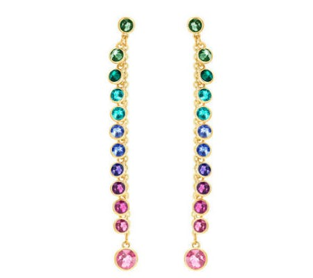 Attract Pierced Earrings from Swarovski