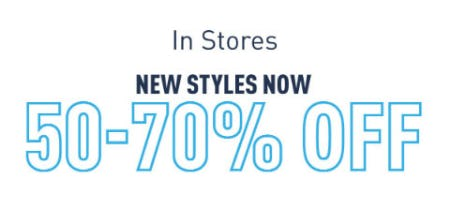 50-70% Off New Styles from Aéropostale