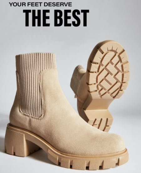 The Shoes You'll Wear Everywhere from Steve Madden