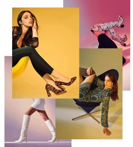 First Look: Fall Shoes from Vince Camuto