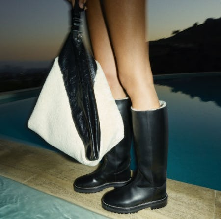 Keep It Casual in New Boots from Jimmy Choo