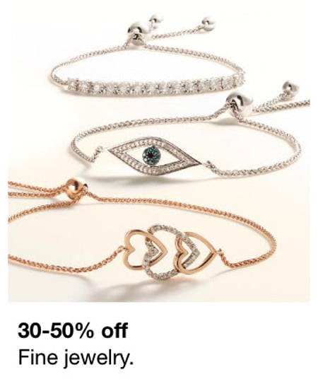 30-50% Off Fine Jewelry from macy's