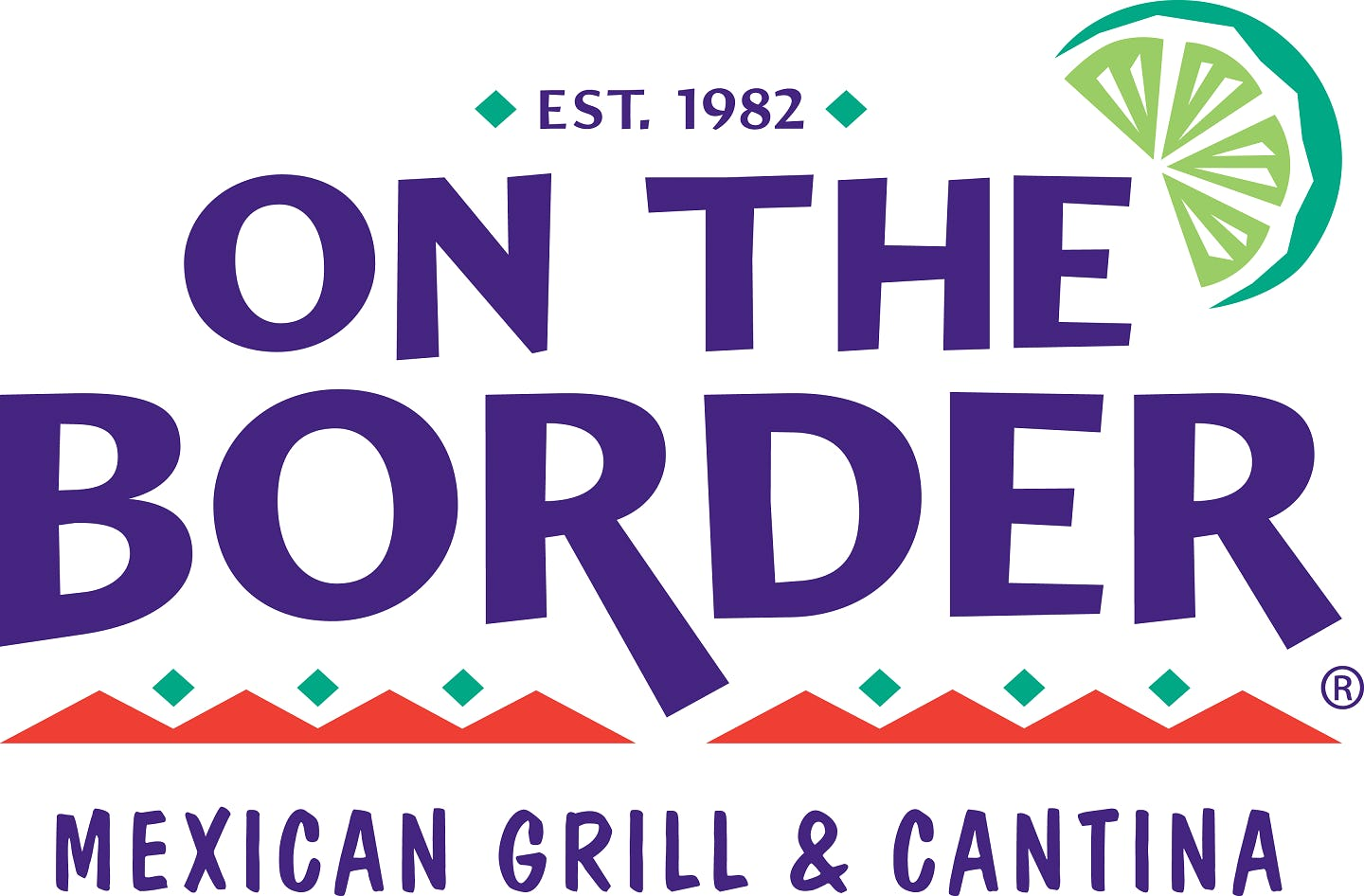 On The Border Mexican Grill & Logo