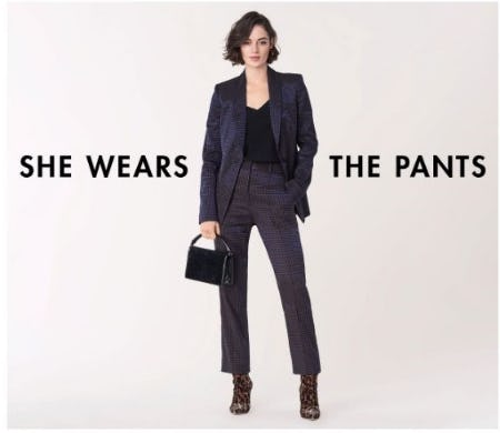 Trending Pants to Put On from Diane von Furstenberg