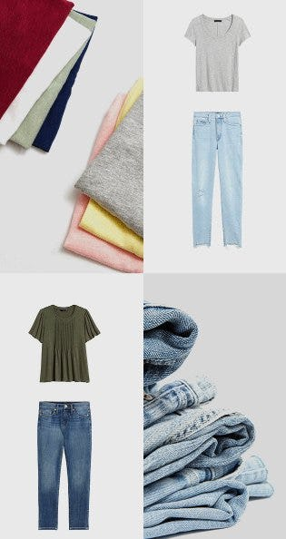 Tees & Denim You'll Love from Banana Republic