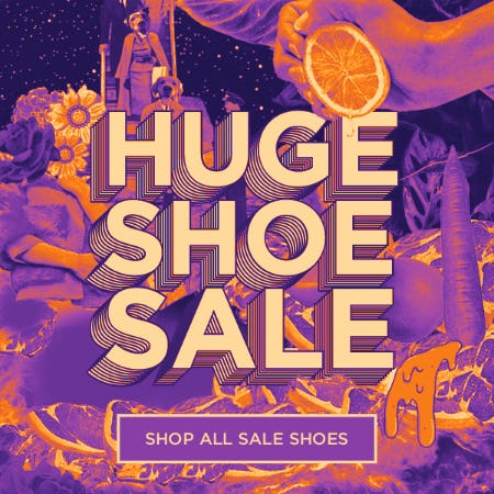 Huge Shoe Sale: Hundreds Of Styles from Zumiez